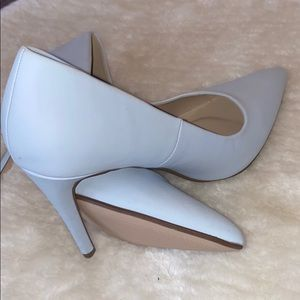 BRAND NEW SKY BLUE HIGH HEELS SHOES 10